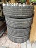 Sprzedam używane opony TOYO PROXES 225/55 R19